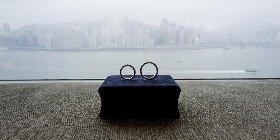 The ring wedding Hong Kong