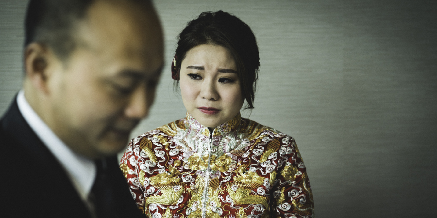 Matrimonio in hong Kong