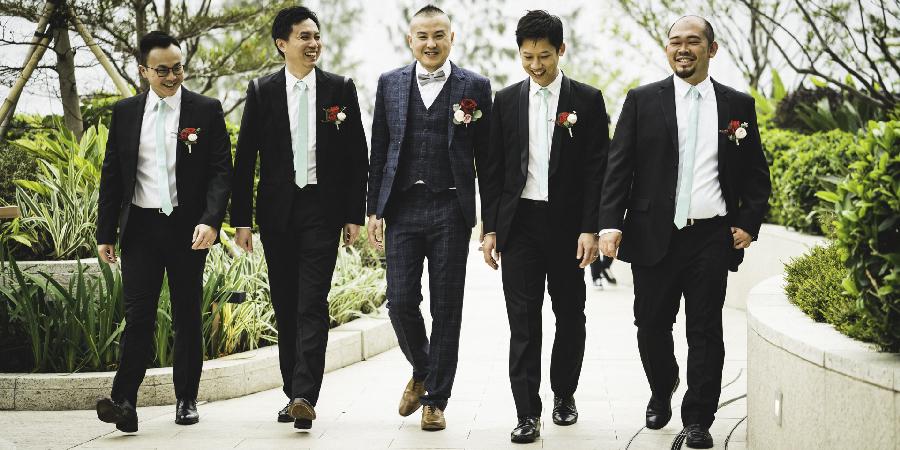Wedding in Hong Kong