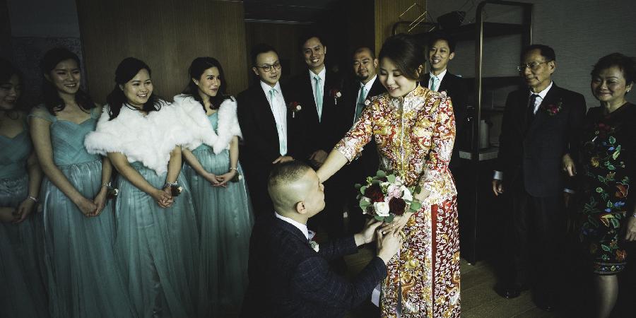 Tea Cerimony wedding hong kong