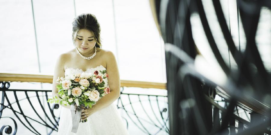 Wedding to Hong Kong