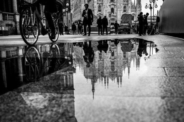Street. Milano