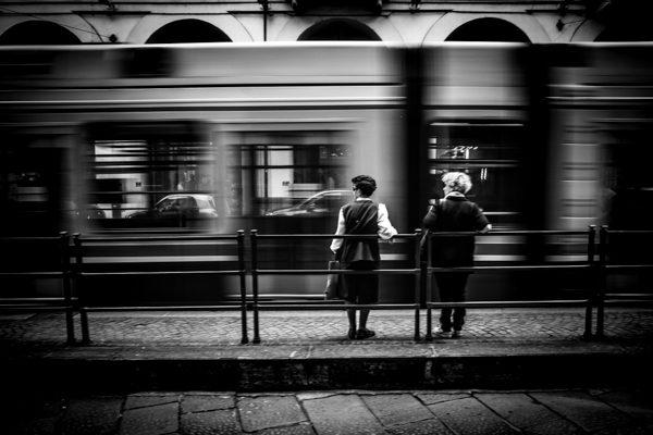 Torino photographer street