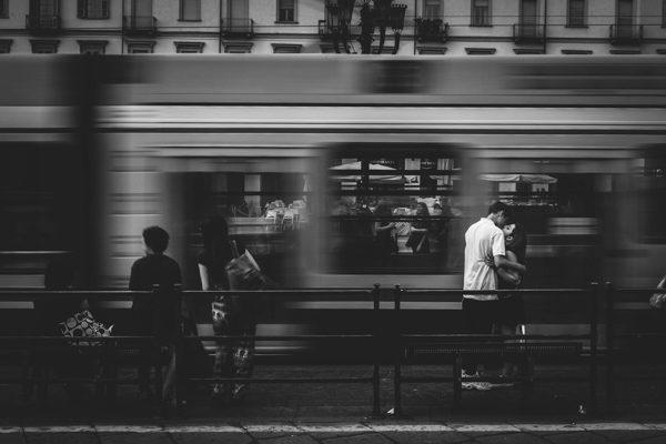 Street photographer torino