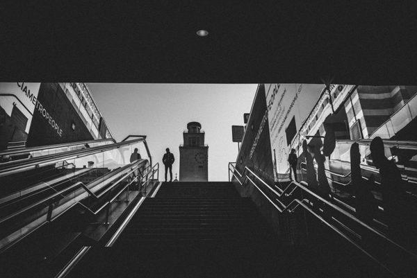 Street photographer brescia