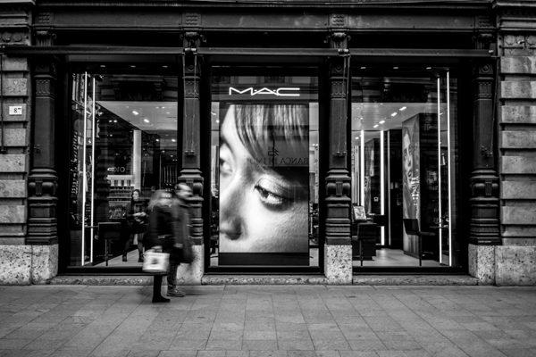 Street Milano centro
