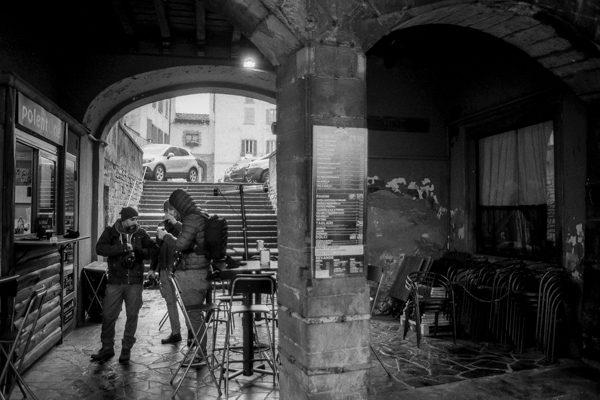Street fotografo Bergamo alta