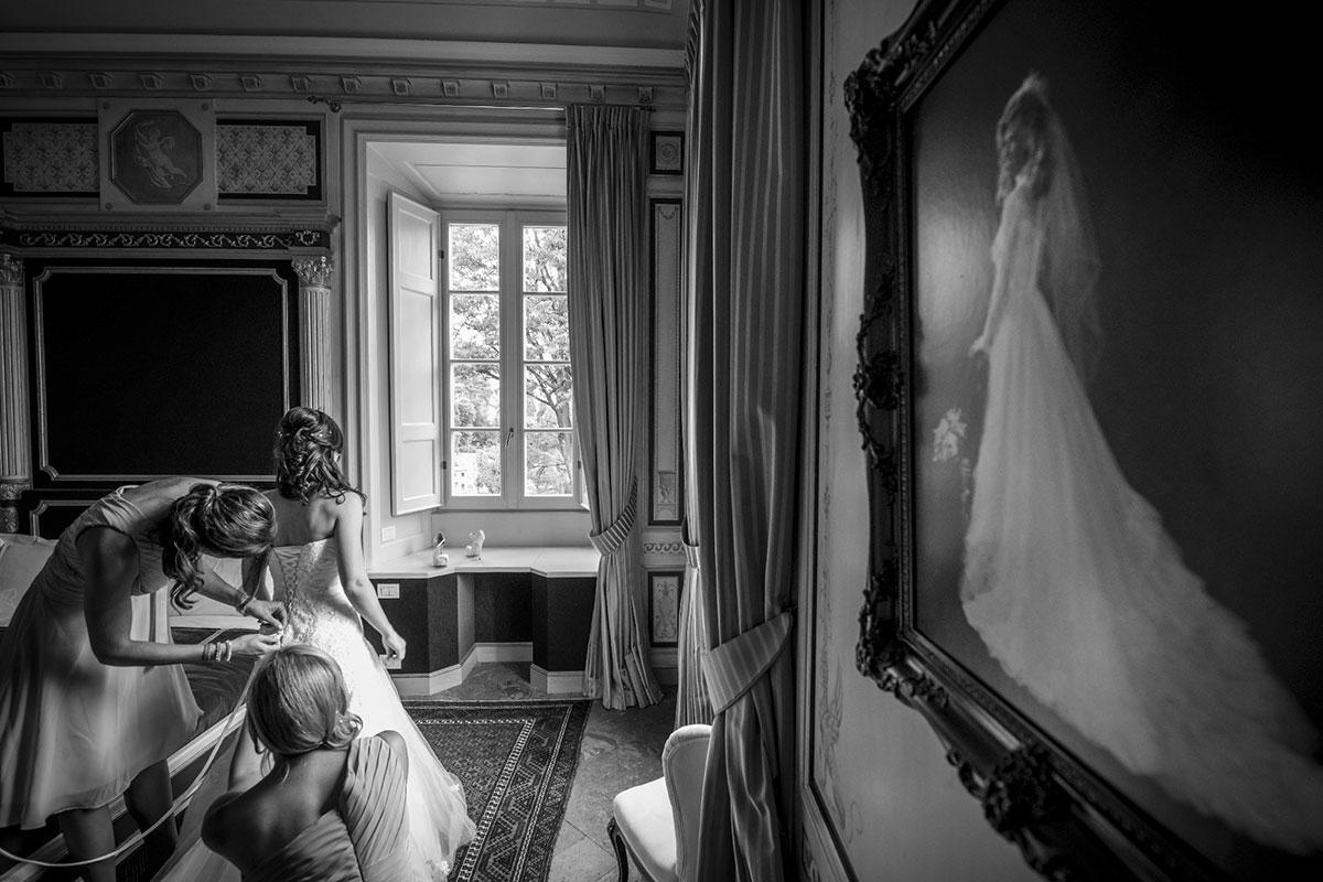 Reportage Fotografo Matrimoni Como
