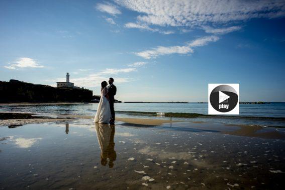 Matrimonio Laura e Andrea – Castello Borghese, Nettuno (RM)