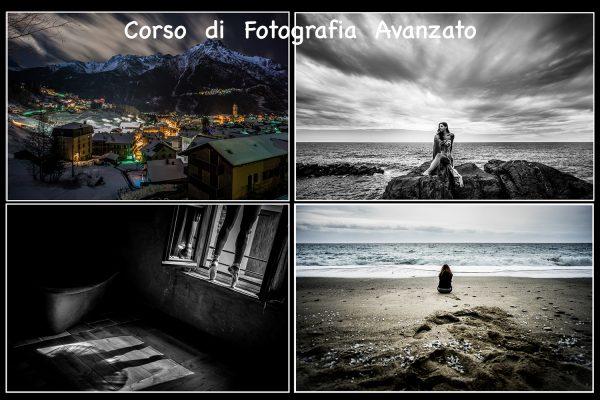 Corso avanzato di fotografia Como